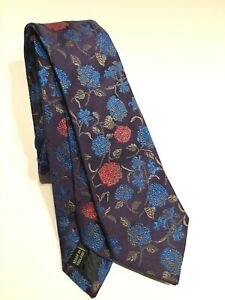 Duchamp london tie - Floral