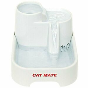 Cat Mate 2L Drinking Water Fountain for Cats & Small Dogs
