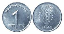 1501 1 penique RDA 1948 a en stg - 100003