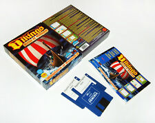 AMIGA - Vikings : Fields Conquest - krisalis 1990 |BIG BOX| Commodore Game Spiel