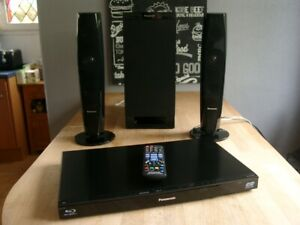 2.1 Kanal Blu-ray Heimkino-System Panasonic SA-BTT362 mit HDMI und WiFi
