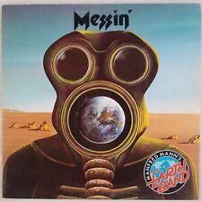 MANFRED MANN'S EARTH BAND: Messin' UK Vertigo Prog Rock Orig LP