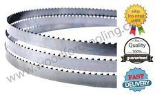 """Dewalt BS1310/ 3401/ 3501 Triple Pack Bandsaw Blades 1/4"""" + 3/8""""+ 1/2"""""""