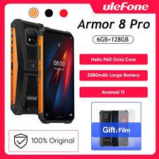 Ulefone Armor 8 Pro Rugged Phone 6GB+128GB IP68 Waterproof 5580mAh Android 11