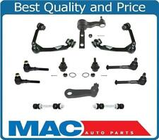 F150 F250 Expedition 4X4 Control Arms Ball Joints 2 7/16 Idler Arm Pitman Kit
