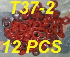T37-2 MICROMETALS TOROID  /250 KHz - 10 MHz/ -12pcs