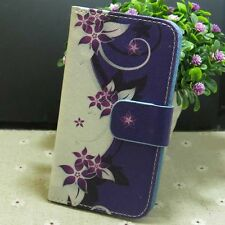 1x Dream Catcher Flower Wallet Pouch Stander flip case cover for LG Phone
