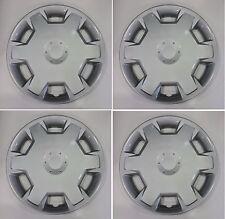 "Set of 4, 15"" Aftermarket Hubcap Cover Fits a 2007-2009 Nissan Versa 40315EN10B"