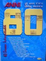 Anni 80 - Gli Anni D'Oro Della Musica - 60 Successi,Vari  ,,1900