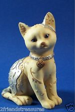 Cat Figurine Elements by Pavilion Gift Company Kitten 82083