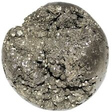 ** Iron Pyrite Sphere Cluster - Fool's Gold Sample - 1630 grams - A44