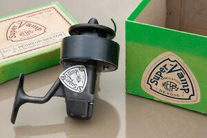 RARE moulinet ancien MEPPS SUPER-VAMP vintage french reel pas leurre ancien