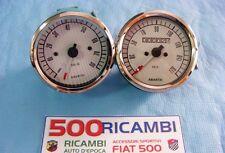 FIAT 500 F/L/R EPOCA KIT CONTAGIRI + CONTACHILOMETRI ABARTH STRUMENTI CRUSCOTTO