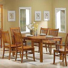 Coaster 100621 MARBRISA Rectangular Leg Dining Table