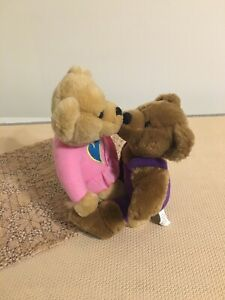 Hallmark Kissy Bears #1253K