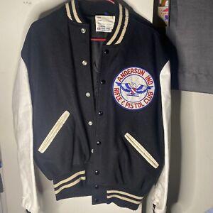 Vintage Letterman Jacket Size 44 Large