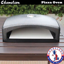 Outdoor Garden Pizza Oven Kettle Gas BBQ Fuelled Grill