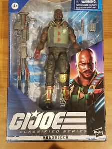G.I. Joe Classified Series Action Figure - Roadblock