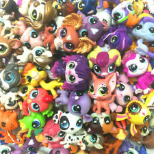 Random 5PCS Littlest pet shop LPS Original LPS Figure Toys Boys Girls Baby Doll