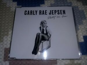 CD Single Carly Rae Jepsen - Party for One /// 2018 - Brazil