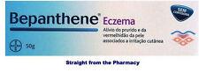Bepanthen ECZEMA sensiderm Cream Cortizone Free 50Gr / 1.41oz FREE SHIPPING