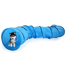 Pet Dog Agility Obedience Training Tunnel Pet Channel Dog Outdoor Games Agility