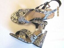 New Look Sandals Floral Heels for Women