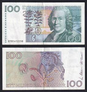 Svezia 100 kronor 1986 (2000) SPL-/XF-  B-05