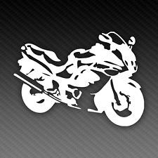 Suzuki GSX-R 750 K5 Sticker 13cm x 9cm Silhouette Motorrad Superbike Vinyl Decal