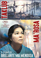 MA'ROSA - TAKLUB : DEUX FILMS DE BRILLANTE MA MENDOZA - 2 DVD