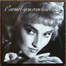 "Carmel - You Can Have Him - 7"" single - wie neu"