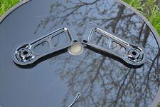 Mercedes W123   rear suspension  axle mounting bracket rear left right