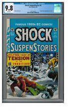 Shock SuspenStories #3 (1993) Wally Wood Cover Russ Cochran CGC 9.8 ZZ163