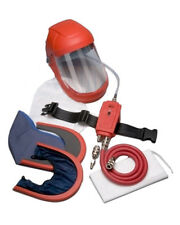 Devillbiss MPV-623 Full-Face aire alimentado con Visor/Máscara de Ropa/protección respiratoria