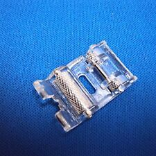 Snap on Roller Sewing Machine Foot for Low Shank Domestic Sewing Machines