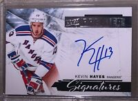 Kevin Hayes AUTO Premier Signatures 2015-16 UD Premier Hockey #PS-KH