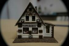 Small Village Gingerbread house by Vollmer for N-gauge layout number 57176