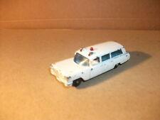 Matchbox/Lesney - S & S Cadillac Ambulance No. 54