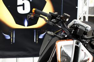 EVOTECH Levier de Frein Pliable Réglable CNC KTM 1290 Superduke R 2020