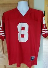 VINTAGE 1995 SAN FRANCISCO 49ers Steve Young STARTER MEN L/XL Throwback Jersey