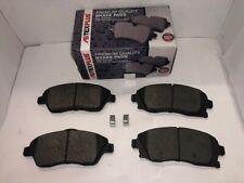 Front Brake Pads Fits Vauxhall Corsa C 2000-2007 + Tigra 2004-2010 + Meriva 1.4