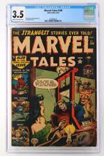 Marvel Tales #108 - CGC 3.5 VG- Atlas 1952!