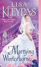 MARRYING WINTERBORNE ~ LISA KLEYPAS ~ 2016 PAPERBACK ~ HISTORICAL ROMANCE