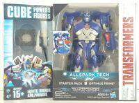 Transformers Allspark Tech Starter Pack Optimus Prime Boys Kids Toy Gift G3