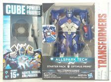 Transformers Allspark Tech Starter Pack Optimus Prime Boys Kids Toy Gift F2
