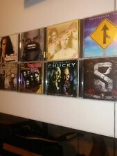 Lot of 8 CDs  Sting in the Tail by Scorpions and more please view Pictures lot A