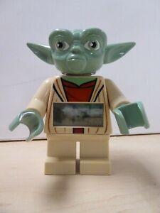 Lego Star Wars Lego Yoda Digital Alarm Clock C13