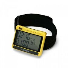 Everlast Interval Timer and Stop Watch, Training Round, New, Free Shipping