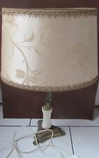 Ancienne Lampe de Séjour , Chevet ,Table   en metal