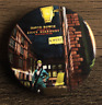 DAVID BOWIE Ziggy Stardust BUTTON BADGE CLASSIC ROCK & POP - HUNKY DORY 25MM pin